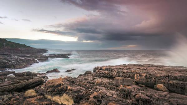 Boyd Photograph - Untamed Coast by Racheal Christian