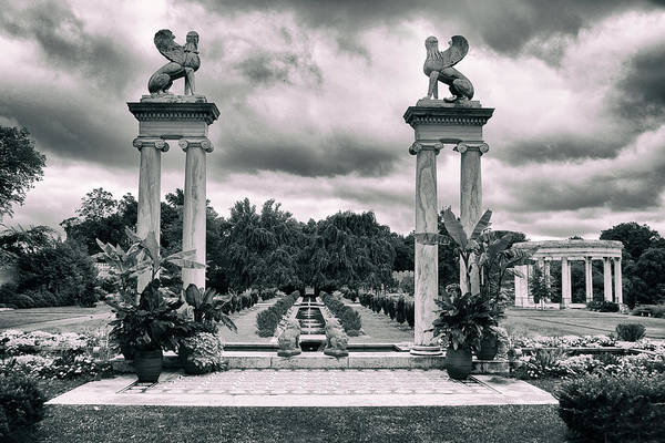 Photograph - Untermyer Garden Amphitheater  by Jessica Jenney