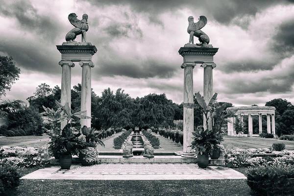 Photograph - Untermyer Garden Amphitheater  by Jessica Jenney