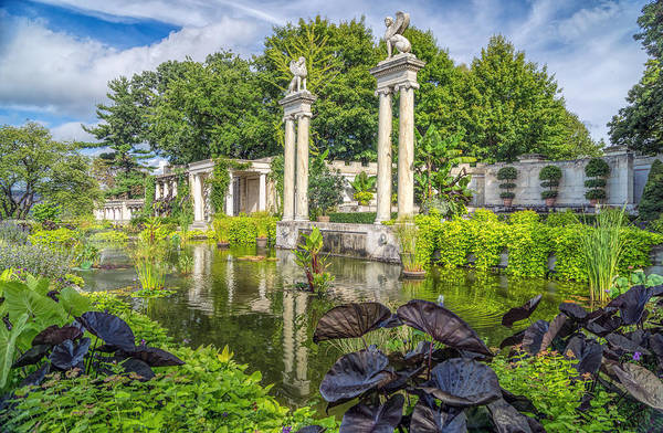 Wall Art - Photograph - Untermyer Park by June Marie Sobrito