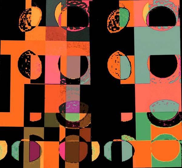 Digital Art - Untiled Number 75b by Teodoro De La Santa