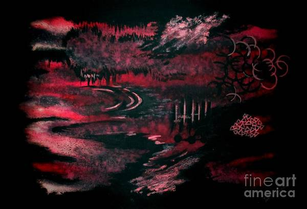 Painting - Poronto Bela by Tamal Sen Sharma