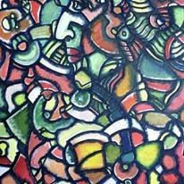 Painting - Untitled 2007a012 by Lino Vicente
