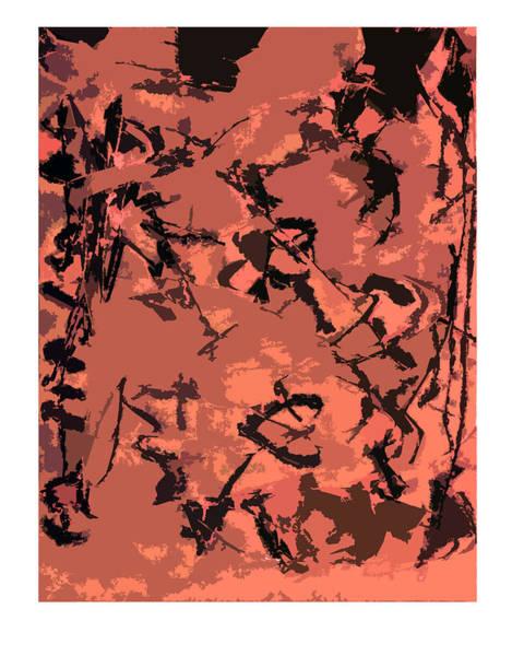 Digital Art - Untitled 3x8 by Doug Duffey
