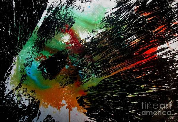 Painting - Spectracular by Tamal Sen Sharma
