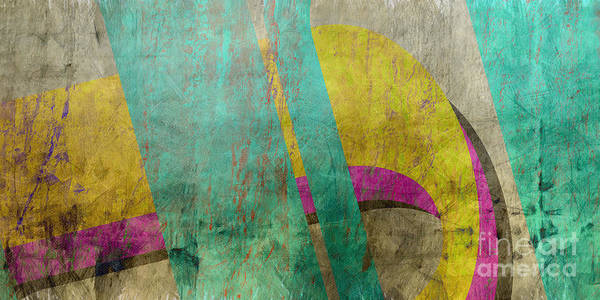 Wall Art - Painting - Untitled Abstract by Edward Fielding