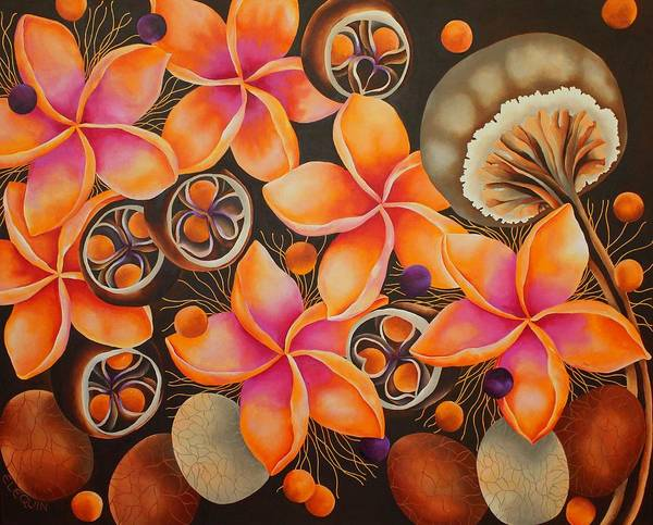 Wall Art - Painting - Untitled by Elizabeth Elequin