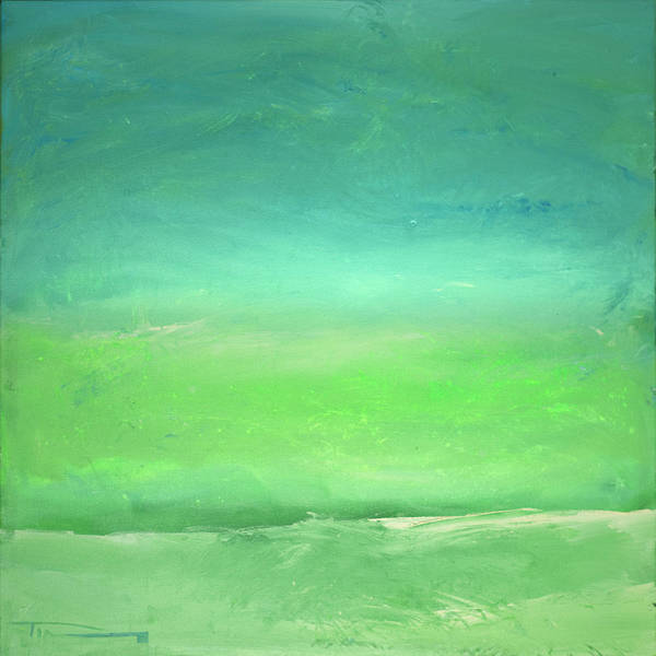 Painting - Untitled Landscape 102216 by Tim Nyberg