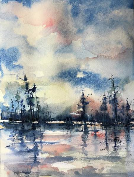 Painting - Untitled by Robin Miller-Bookhout