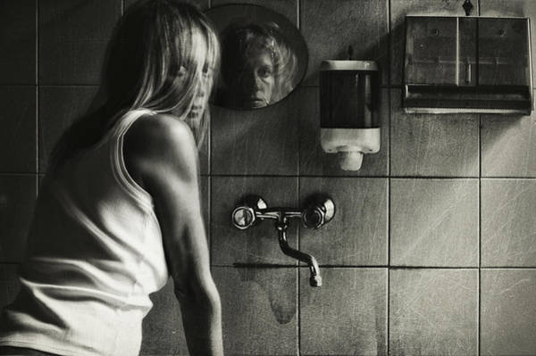 Mirror Photograph - Untitled by Stefano Miserini