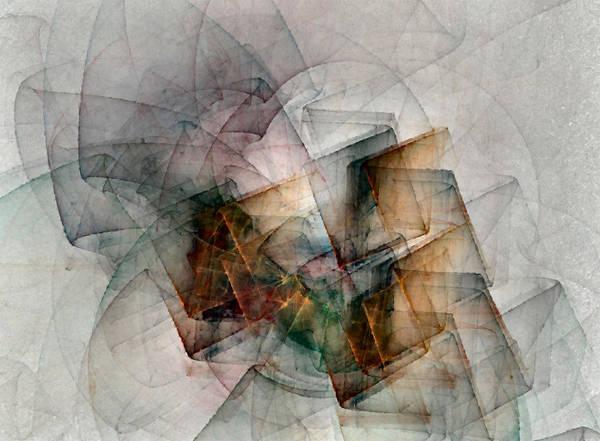 Wall Art - Digital Art - Untitled Study No. 705 by NirvanaBlues