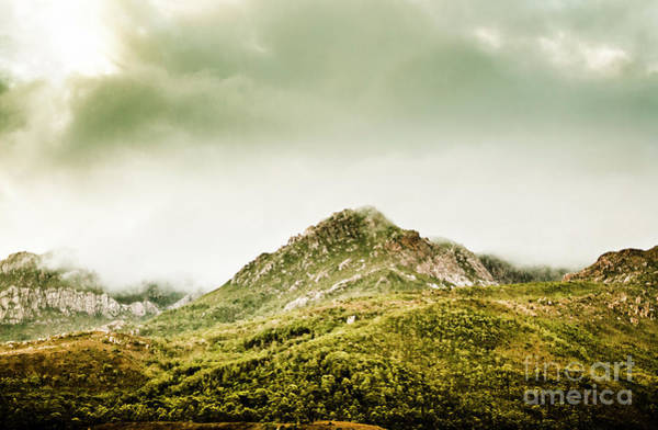 Alpine Photograph - Untouched Mountain Wilderness by Jorgo Photography - Wall Art Gallery