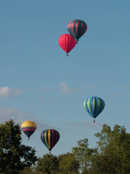 Photograph - Up In The Air by Stewart Helberg