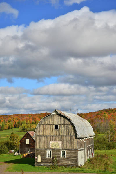 Photograph - Up Michigan Farm by Ray Mathis