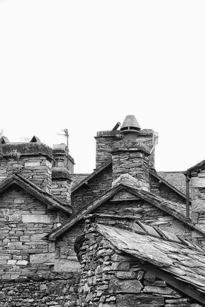Wall Art - Photograph - Up On The Roof by Martin Newman