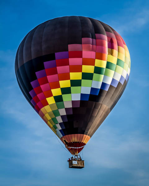 Photograph - Up Up And Away by Ron Pate