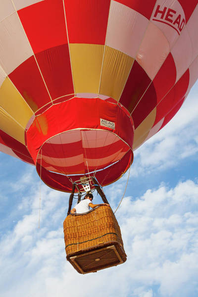 Photograph - Up Up And Away by SR Green