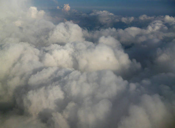 Photograph - Upon The Clouds by Laura Greco