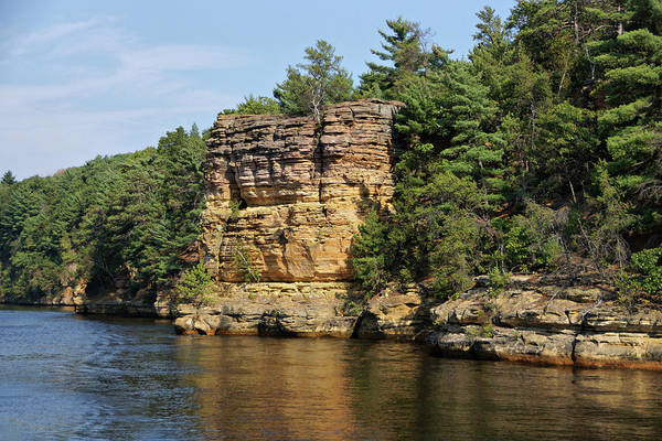 Photograph - Upper Dells by Sandy Keeton