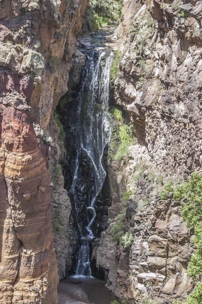 Photograph - Upper Falls Bandelier by NaturesPix