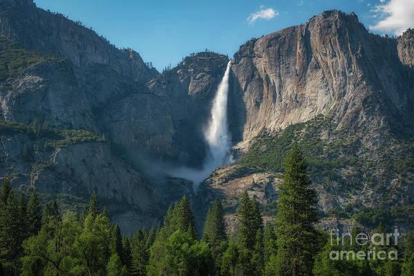 Photograph - Upper Falls  by Michael Ver Sprill