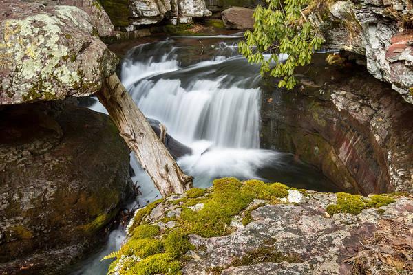 Photograph - Upper Falls by Sara Hudock