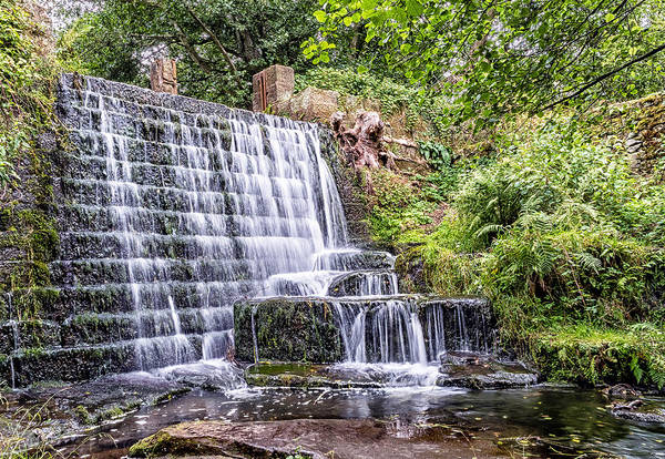Photograph - Upper Lumsdale by Nick Bywater