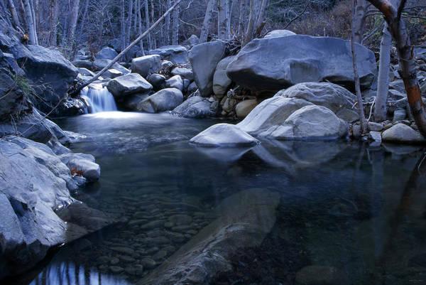 San Rafael Wilderness Photograph - Upper Manzana River by Soli Deo Gloria Wilderness And Wildlife Photography