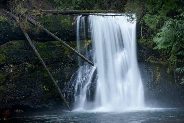 Photograph - Upper North Falls by Robert Potts