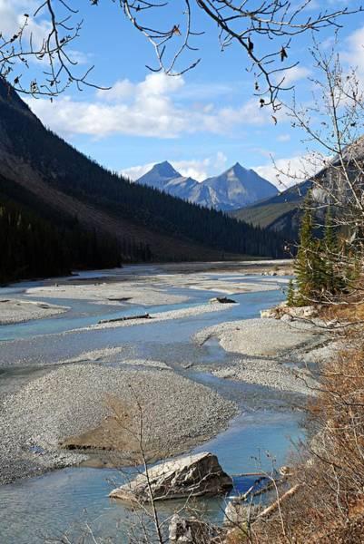 Wall Art - Photograph - Upper Saskatchewan River 2 by Larry Ricker