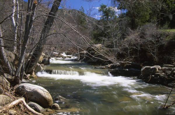 San Rafael Wilderness Photograph - Upper Sisquoc River - San Rafael Wilderness by Soli Deo Gloria Wilderness And Wildlife Photography