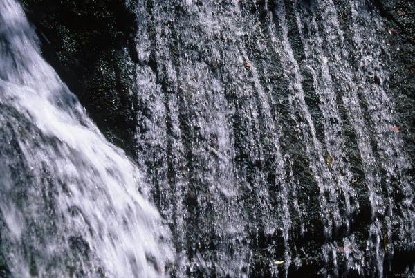 San Rafael Wilderness Photograph - Upper Sisquoc Waterfall - San Rafael Wilderness by Soli Deo Gloria Wilderness And Wildlife Photography
