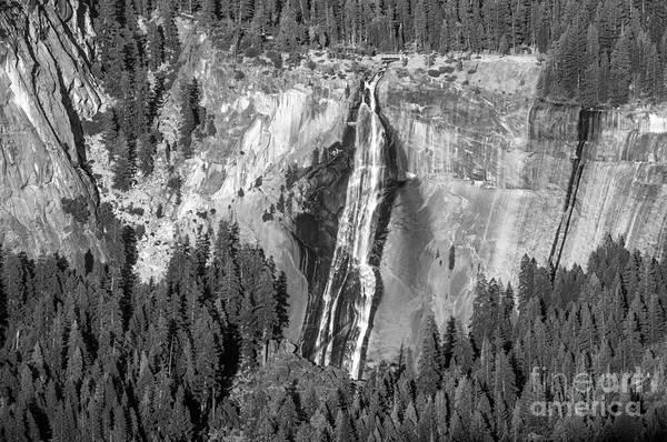 Upper Yosemite Falls Art Print