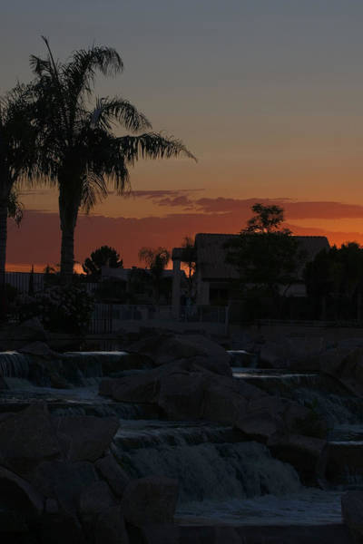 Habenero Photograph - Upscale Desert Sunset by Richard Henne