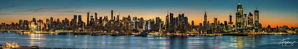 Photograph - Uptown And Midtown At Sunrise by Francisco Gomez