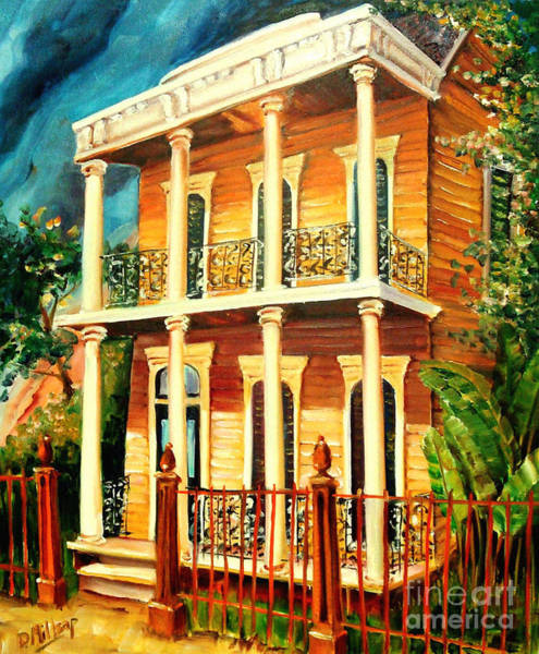 Wall Art - Painting - Uptown Charmer by Diane Millsap
