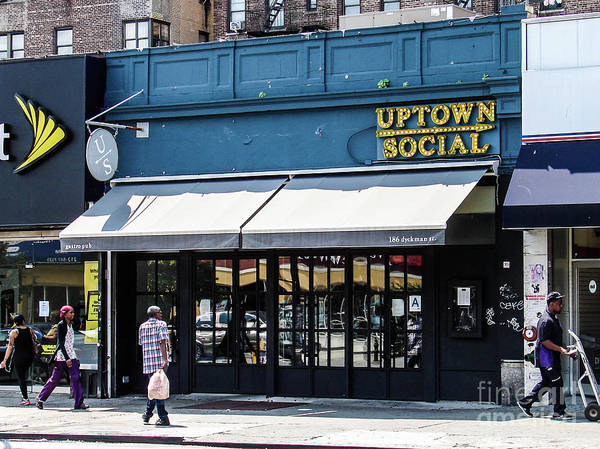 Photograph - Uptown Social by Cole Thompson