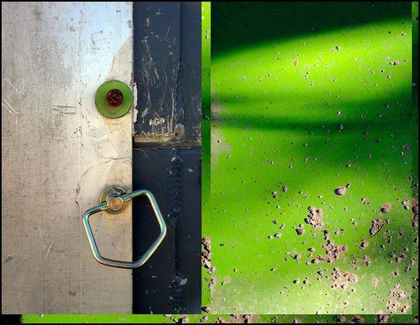 Photograph - Urban Abstracts Compilations 14 by Marlene Burns