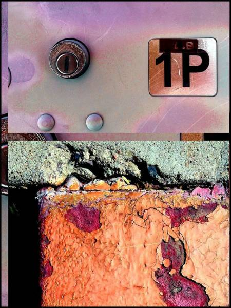 Photograph - Urban Abstracts Compilations 15 by Marlene Burns