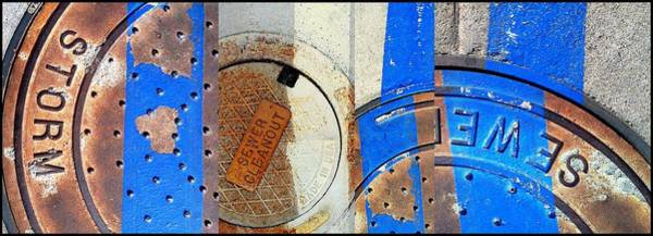 Photograph - Urban Abstracts Compilations 6 by Marlene Burns