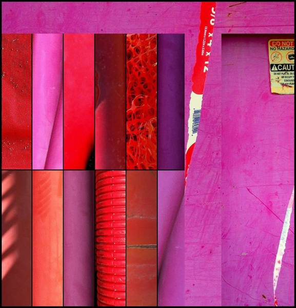 Photograph - Urban Abstracts Seeing Double 20 by Marlene Burns