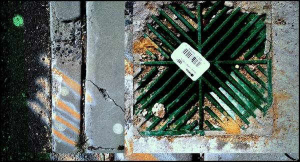 Photograph - Urban Abstracts Seeing Double 7 by Marlene Burns