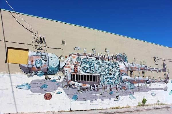 Wall Art - Photograph - Urban Art Wynwood by Mesa Teresita