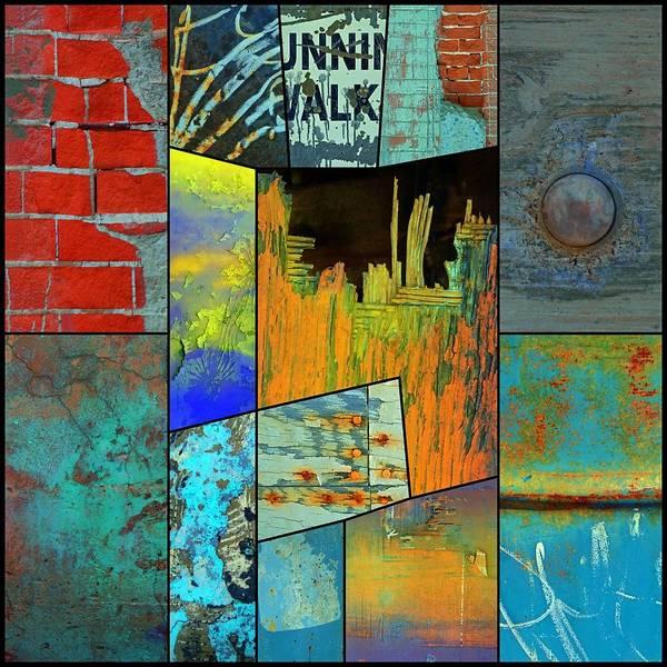 Wall Art - Photograph - Urban Colours 10 by Tara Turner