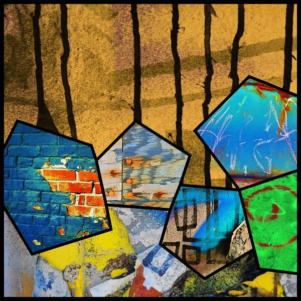 Wall Art - Photograph - Urban Colours 11 by Tara Turner