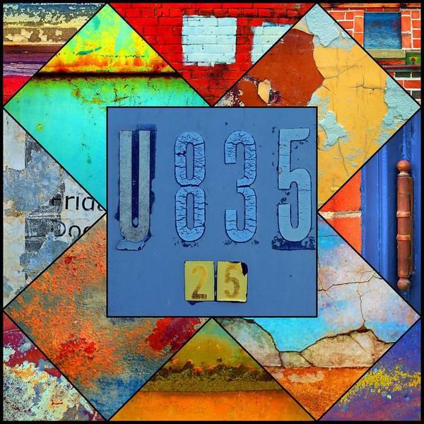 Wall Art - Photograph - Urban Colours 12 by Tara Turner