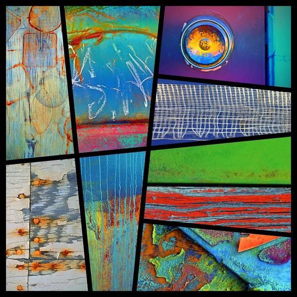 Wall Art - Photograph - Urban Colours 13 by Tara Turner