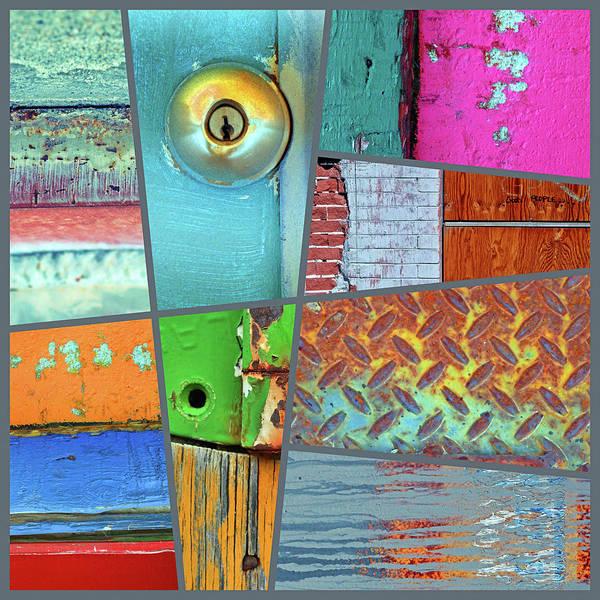 Wall Art - Photograph - Urban Colours 3 by Tara Turner