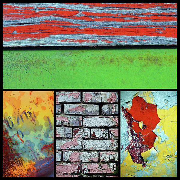 Wall Art - Photograph - Urban Colours 4 by Tara Turner
