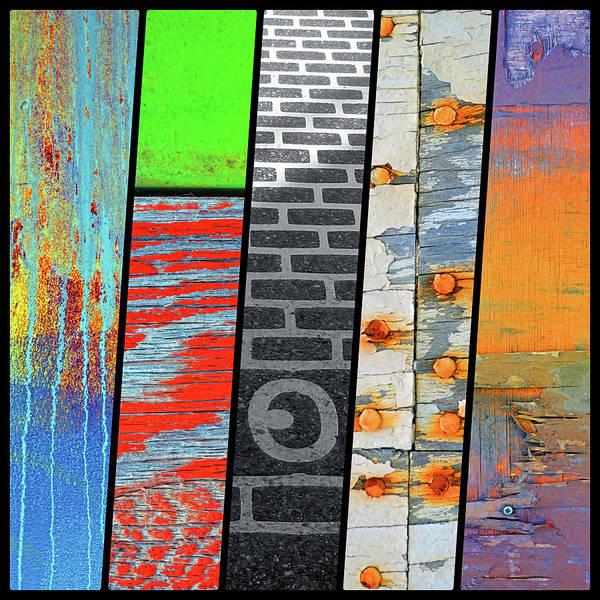 Wall Art - Photograph - Urban Colours 5 by Tara Turner